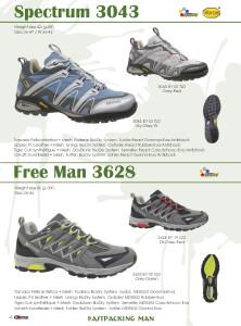 SPECTRUM 3043 - FREE MAN 3628