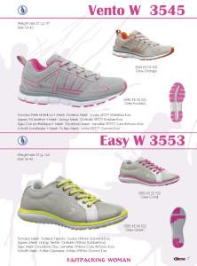 VENTO W 3545 - EASY W 3553