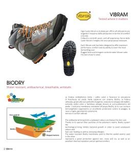VIBRAM - BIODRY