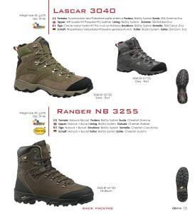 LASCAR - RANGER NB